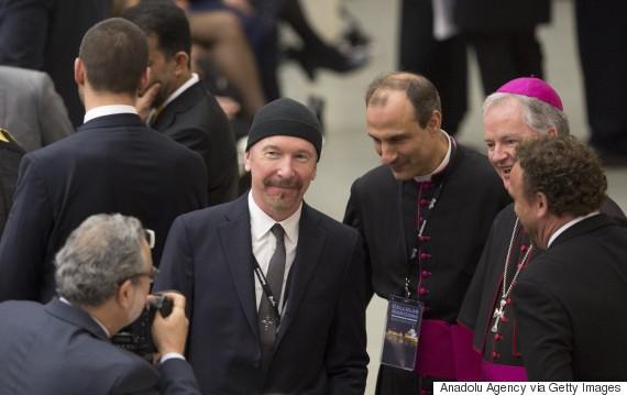 Pope Francis and Joe Biden at the Vatican
